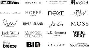 about us fashion show brands logo